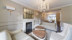 Private Residence, London | Furniture supplied by Momentum