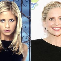 Hot: Sarah Michelle Gellar commemorates Buffy the Vampire Slayer's 19th anniversary