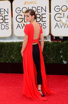 See the best Golden Globes looks of all times before the 2018 awards show, Sunday, January 7.