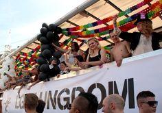 LGBT Ungdom, Copenhagen Pride Parade 2012. Foto: Nadine Lensborn