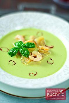 Zupa z dyni z mlekiem kokosowym, z dodatkiem krewetek i ostrej papryczki chili. Jest doskonała :).  http://pozytywnakuchnia.pl/zupa-z-dyni-z-mlekiem-kokosowym/