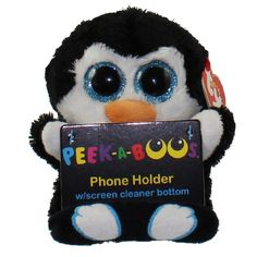 Ty Peek-A-Boo Phone Holder with Screen Cleaner Bottom Only $6.49!