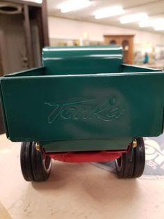 Tonka Toys, Wheelbarrow, Wooden Toys, Wooden Toy Plans, Wood Toys, Woodworking Toys