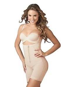 05512e5610 This triple-layered shaper firmly controls and shapes your abdomen