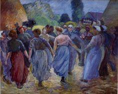 Camille Pissarro - (1830 -1903)