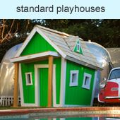 Kids Crooked House - Whimsical Playhouses for Children