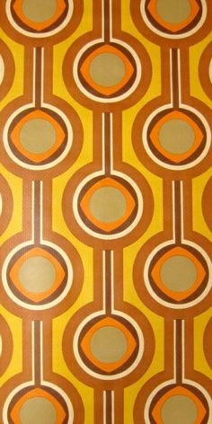 Savalas | Geometric Wallpaper | Vintage Wallpaper | Johnny-Tapete Inside unit