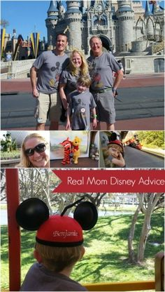 Real Moms of Disney: Awesome advice from the ladies in the trenches of planning. Love this mom's Fast Passes tips!