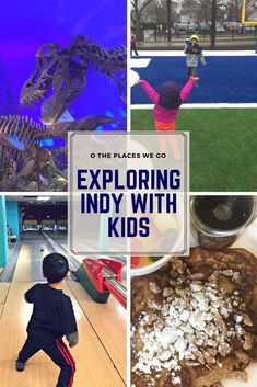 Family Fun awaits in Indianapolis including the world's largest children's museum, Children's Museum of Indianapolis, duckpin bowling, Indianapolis Zoo, and all the food! Travel With Kids, Family Travel, Family Trips, Indianapolis Zoo, Need A Vacation, Vacation Ideas, Indiana Dunes, Children's Museum, Stadium Tour