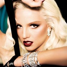 Britney Spears: Yes I do admire her...if you could go through as much as she's gone through and still come out on top...that's admirable!