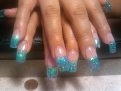 Nails by Cathay......mix is wickednailz supply