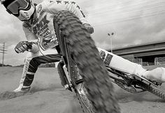 One of my heroes and inspiration for BMX riding AND getting into photography is Bob Osborn, publisher of BMX Action. His work still inspires me. This blog is about how I got into BMX, how his larger-than-life work shaped my early perceptions and love of BMX racing and freestyle.
