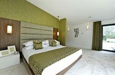 Home ideas: Bedroom in green
