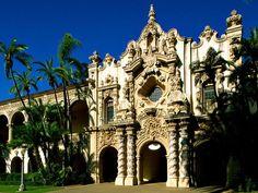 Casa del Prado, San Diego