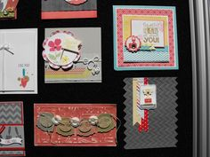 Stampin' Up! Convention 2013 Display Boards - Ustamp4fun.com - Amy Celona, Stampin' Up! Demonstrator