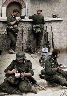 Wehrmacht (Heer ) soldaten