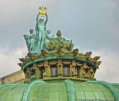 Rooftop Opera House Paris