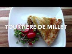 Tourtière de Millet - La cuisine De Jean-Philippe