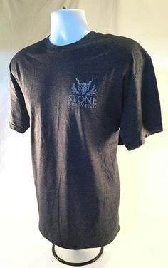 Stone Brewing Company 4.1 T-Shirt Tee Craft Beer Home Brew Breweriana  Clothing  StoneBrewingCompany 32b2dbc9e