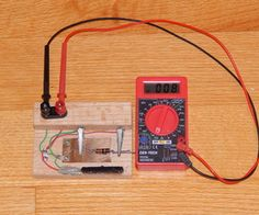 Third Hand for Your Multimeter