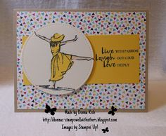 Stamps Well With Others: Live, Laugh, Love