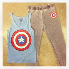 Even Captain #America takes a break from time to time. #comfy #Kohls