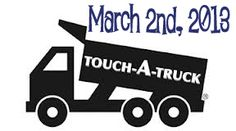 Touch a Truck Vegas 2013!  VegasFamilyEvents.com has the info you need....like what ages get in free :)