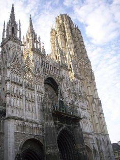 Catedral de Rouen, França