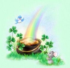 ♥ St. Patricks Day ♥