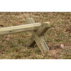 Wood Cavaletti Cut X Only Horse Jumps  Maybe I'll get a few made this summer