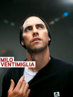 "Milo Ventimiglia...another guilty pleasure, even though I was a ""Dean"" girl"