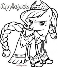My Little Pony Friendship Is Magic Coloring Pages Hub Check More At