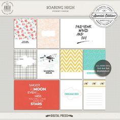 Soaring high | Pocket cards