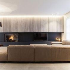 Private Residence by Fugazzi (BE) - PROJETO - Delta Light