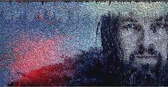 Digital Portrait of Leonardo D icaprio