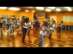 Boot scootin boogie brooks & dunn line dance dana