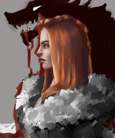 The song of ice and fire. Sansa Stark