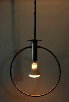 Industrial Hanging Pendant