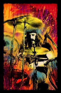 http://custard-pie.com/ John Bonzo Bonham   Led Zeppelin  http://www.justleds.co.za