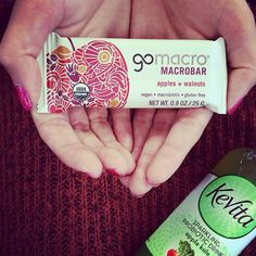 See what this holiday-harvest combo is all about #OnTheBlog at KeVita.com. @gomacro #PerfectPairing #Nutrition