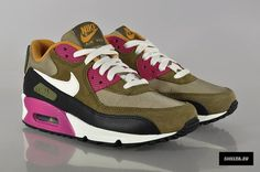 """NIKE WMNS AIR MAX 90 """"BAMBOO"""" - Nike WMNS Air Max 90 """"Bamboo""""  Online available through Shelta  Price: €129,00    Source: Shelta"""