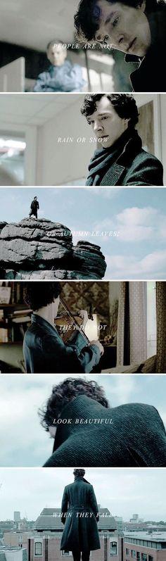 Why do I love Sherlock so much? - 9GAG