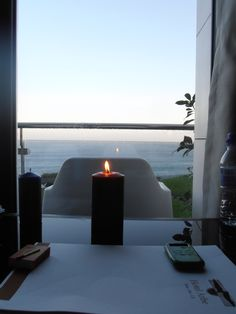 Sea & meditation at dawn.   www.anamolina.es