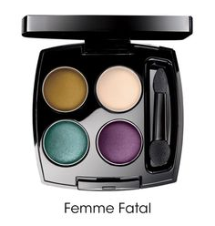 TRUE COLOR Eyeshadow Quad - Femme Fatale Collection