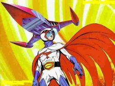 G-Force Battle of the Planets. Cartoon