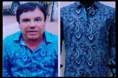 """La Camisa De """"El Chapo"""" Se Vende Como Pan Caliente En RD #Video"""