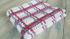 crochet blooming flower wash cloth - YouTube