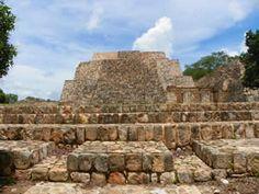 Ruinas Mayas de Oxkintok, Ruta Puuc