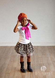 fashion kids skirt is so cute;-)