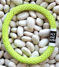 Lily and Laura bracelet.